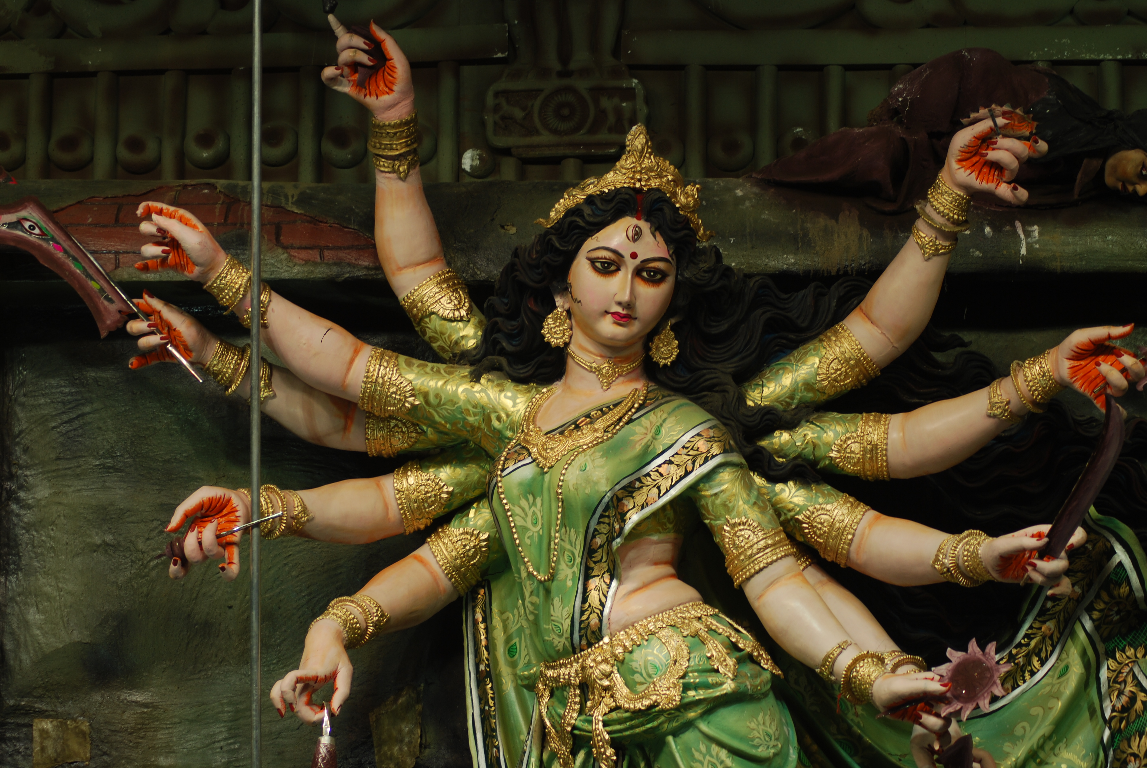 durga puja hindi essay Read this essay specially written for you on navratri festival in hindi language welcome to shareyouressayscom our mission is to provide an online platform to help students to discuss anything and everything about essay this website includes study notes, research papers, essays, articles.
